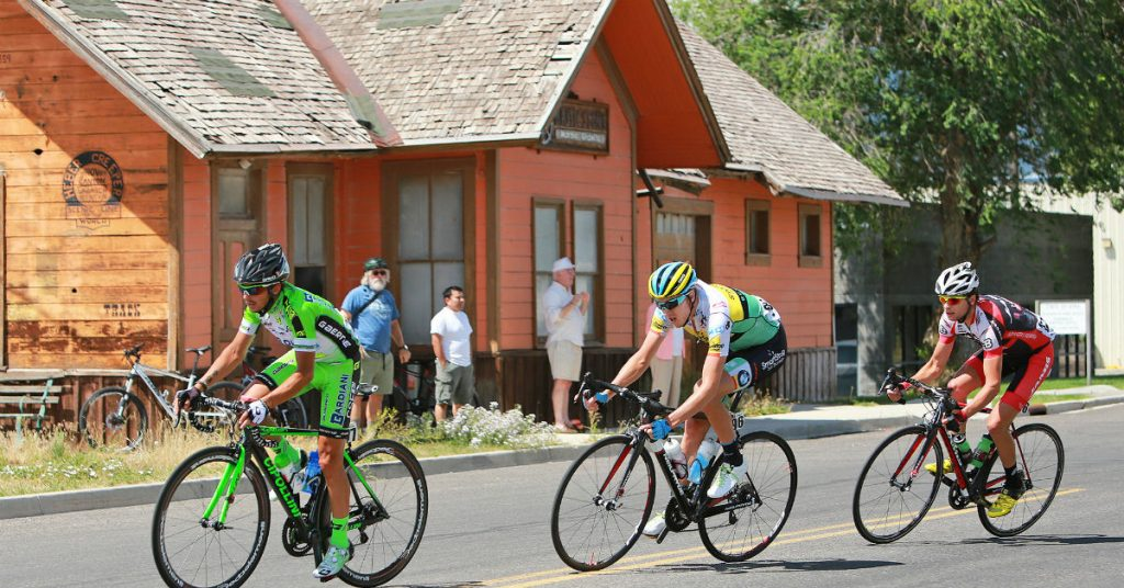 The Tour of Utah - Park City