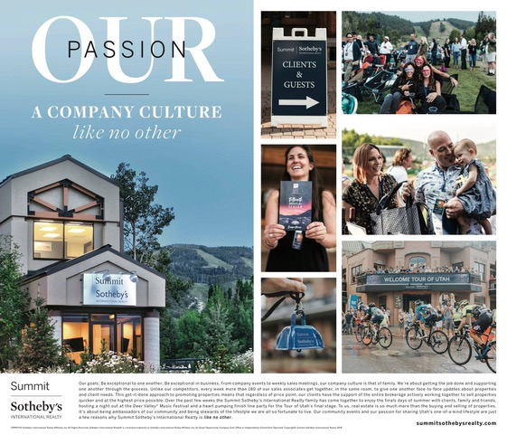 jensen and company passio post - a company culture like no other