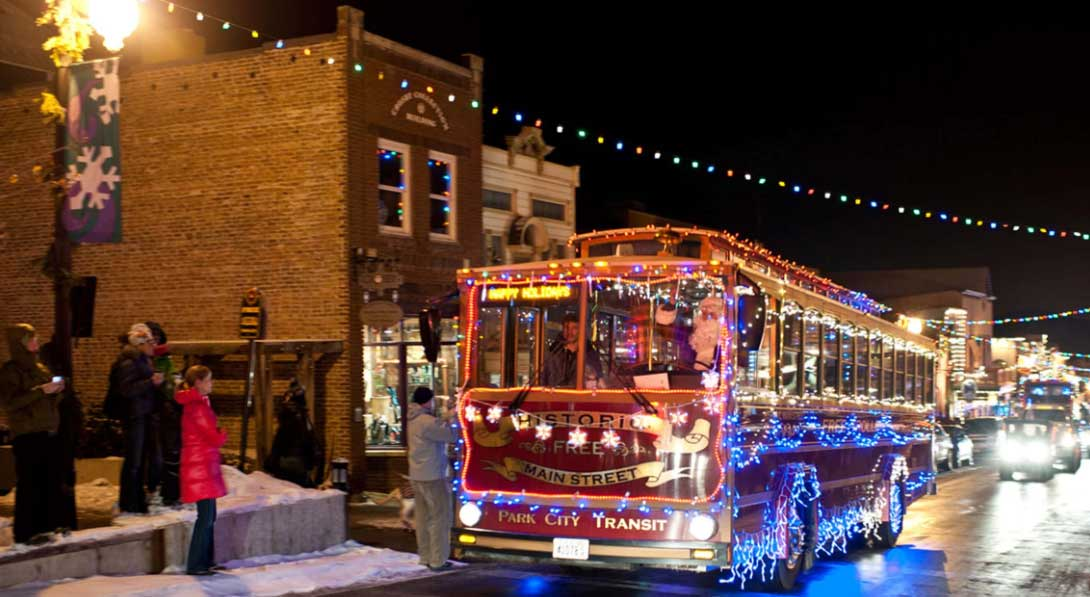 Electric Parade And Festivities