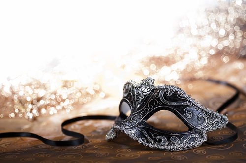 Black & White Masquerade