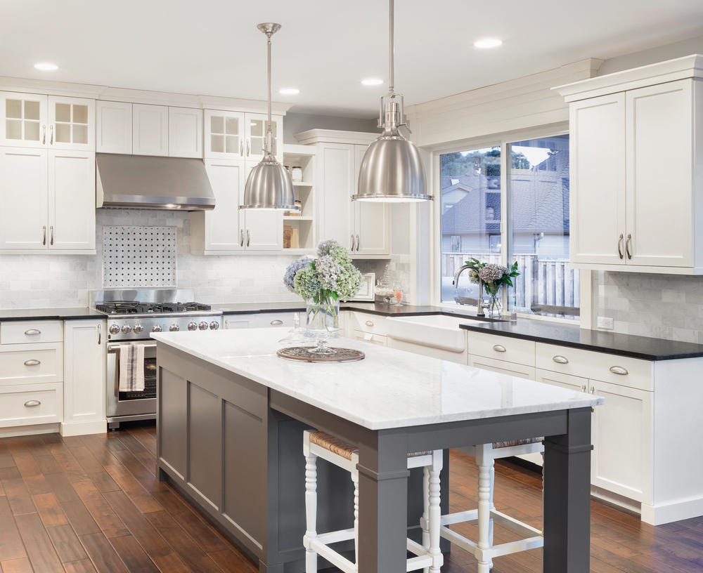 Chic Kitchen Redesign Trends for the New Year