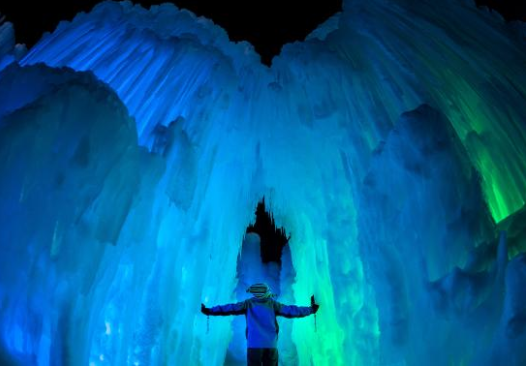 Magical Ice Castles