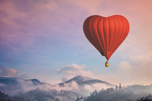 Private Hot Air Balloon Ride