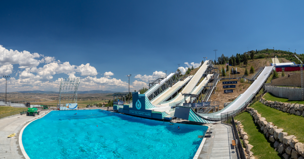 Salt Lake City Olympic Park