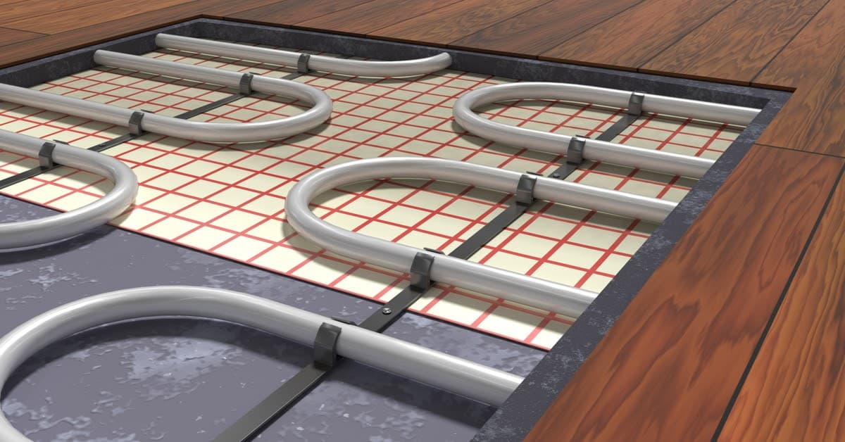 Hydronic Radiant Heating Systems